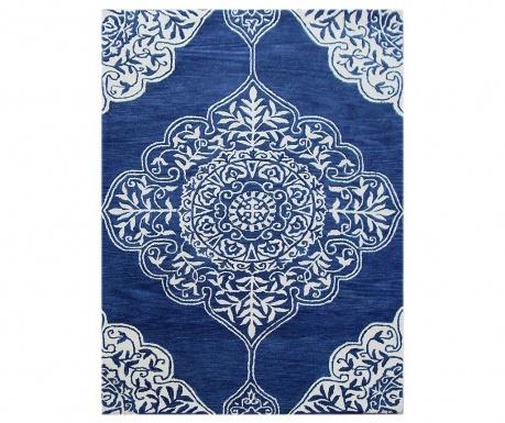 Tepih Kirman Dark Blue