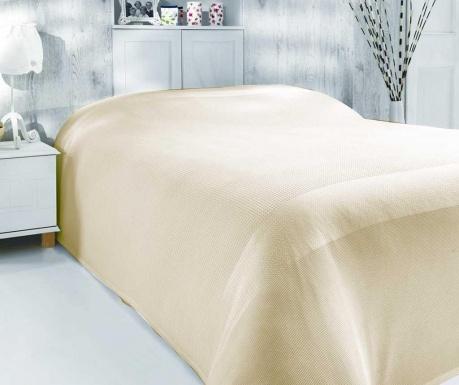 Pike Beige Pique ágytakaró 160x240 cm