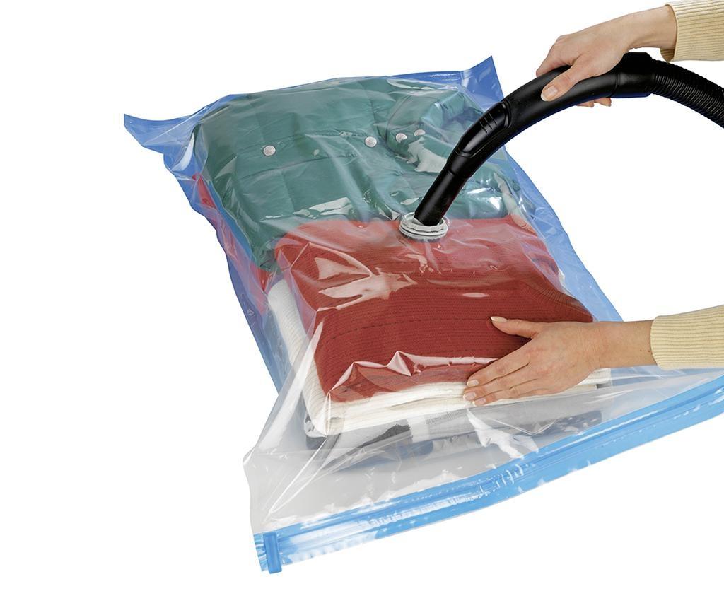 Set 2 vreće za vakumiranje Clear
