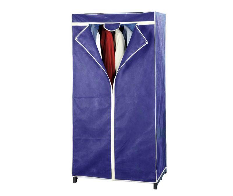 Tekstilna garderobna omara Air