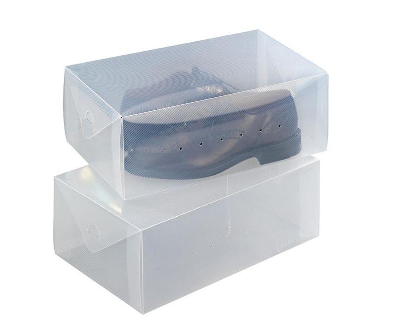 Ayden 2  db Cipőtároló doboz