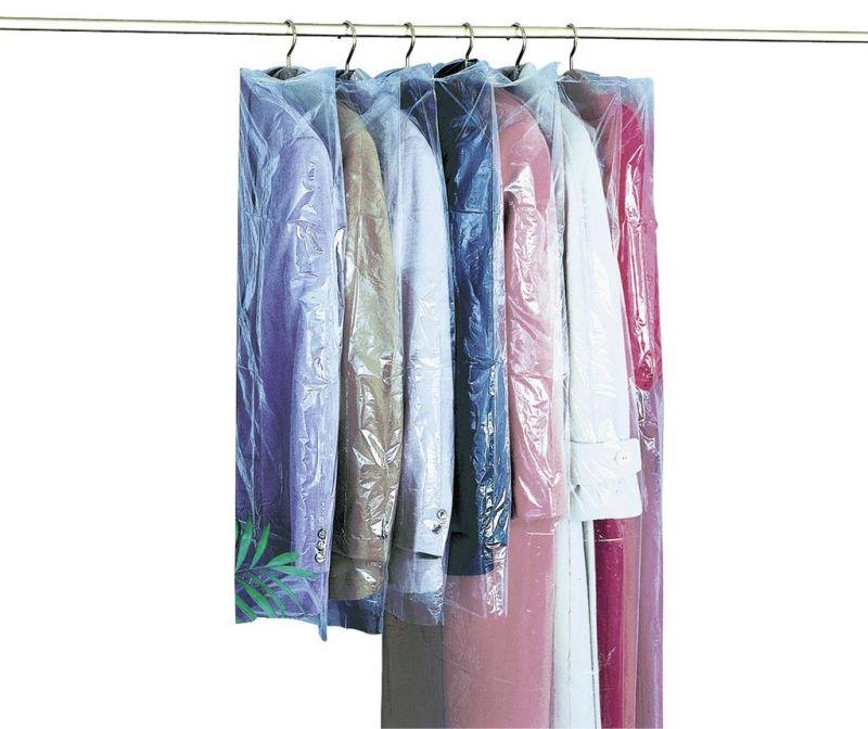 Set 6 navlaka za odjeću Mateo 65x100 cm