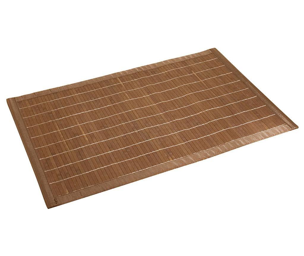 Tepih za kupaonicu Homely Brown 50x80 cm