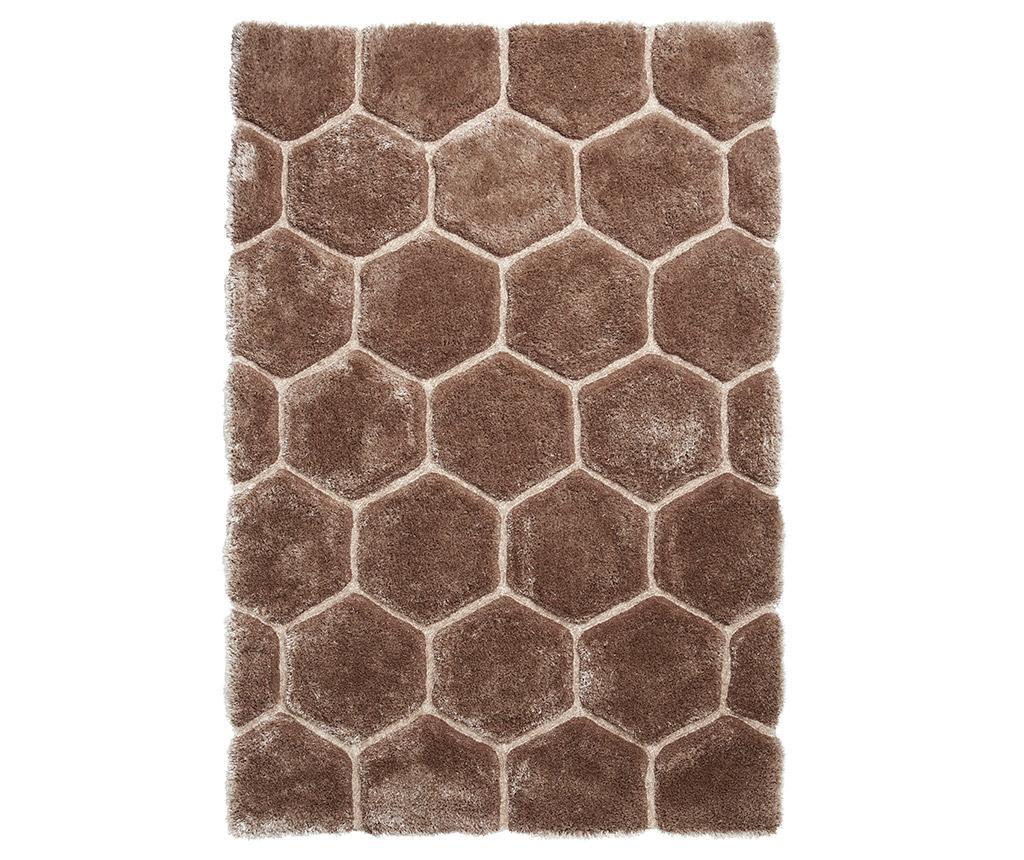 Noble House Comb Beige Szőnyeg 120x170 cm