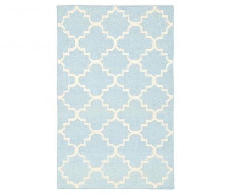 Tepih Darien Light Blue Ivory