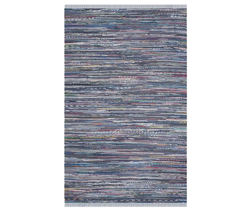 Covor tip pres Elena Purple 182x274 cm
