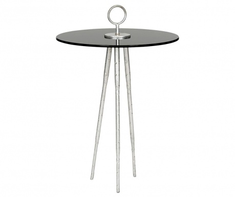 Griffin Accent Silver Asztalka