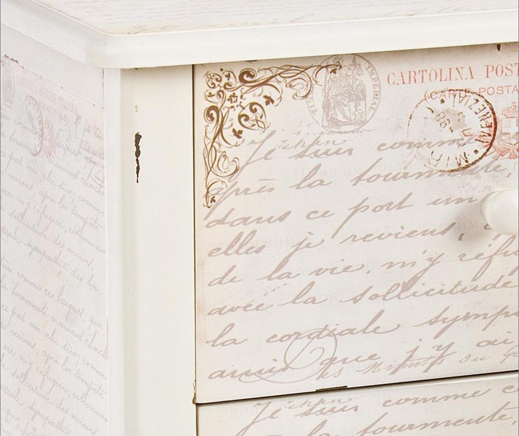 Letters to Freedom Mini Kis szekrény