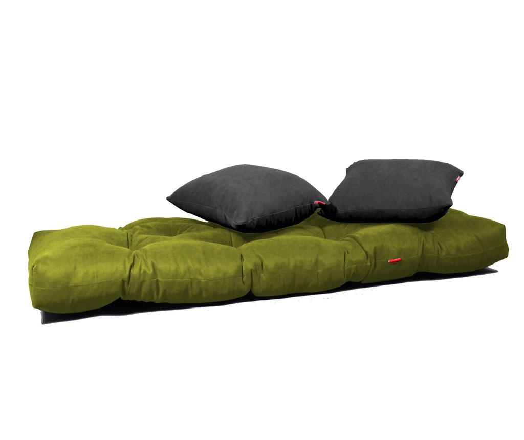 Sofa extensibila Relax Green Smoked