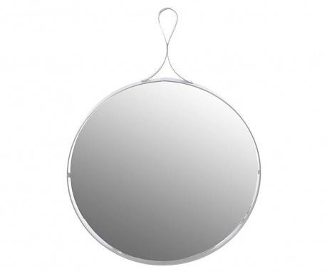 Zrkadlo Swirl White