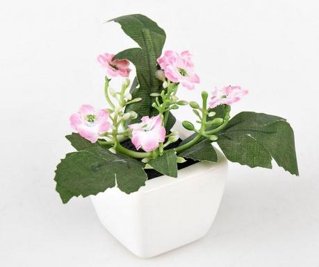 Joya Pink Művirág virágcserépben
