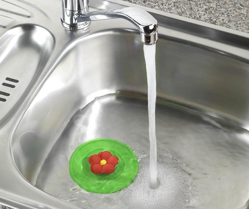 Тапа за мивка Red Flower