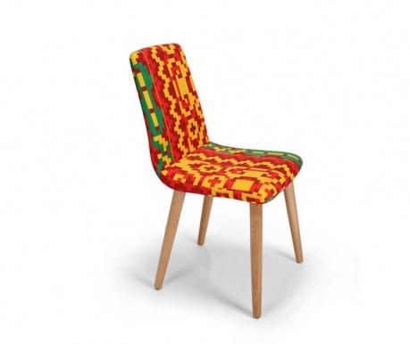 Καρέκλα Tokyo Red Yellow