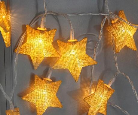 Светеща гирлянда Star Gold