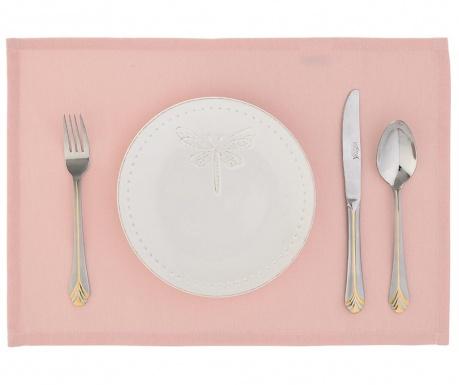 Sada 2 prestieraní Odalis Pink 33x45 cm