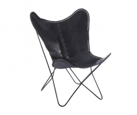 Stolička Lounge Dark