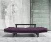 Sofa extensibila Beat Black and Purple
