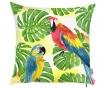 Parrots Párnahuzat 43x43 cm