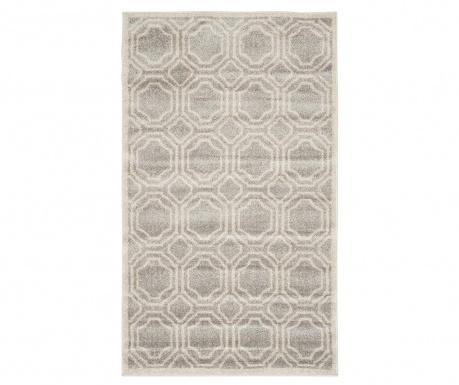Ferrat Light Grey Ivory Szőnyeg 91x152 cm