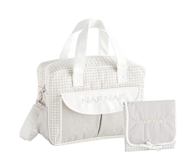 Set torba i sklopiva podloga za mijenjanje pelena Vivian Grey