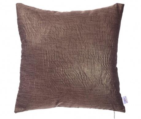 Μαξιλαροθήκη Evie Brown 43x43 cm