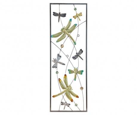Different Dragonflies Fali dekoráció