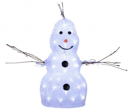 Διακοσμητικό φωτιστικό εξωτερικού χώρου Snowman