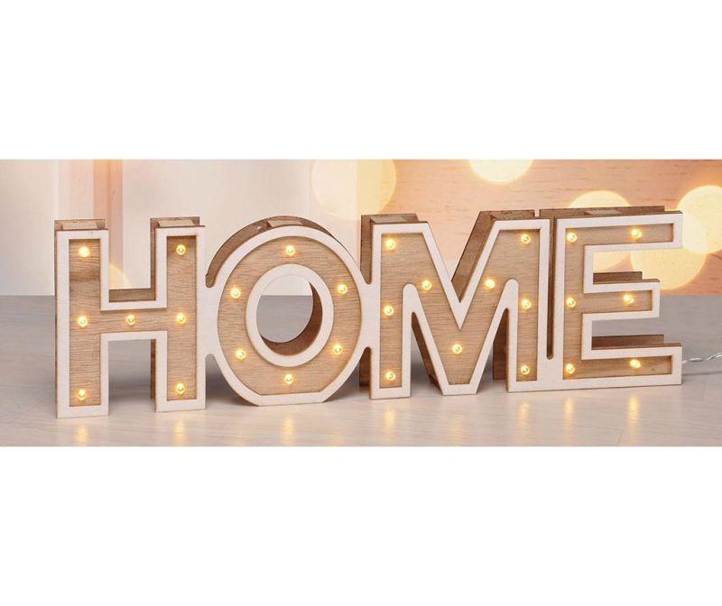 Svjetleći ukras Home