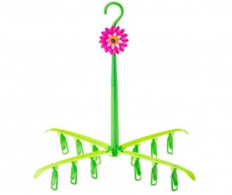 Αναδιπλούμενο στεγνωτήριο ρούχων Flower Power