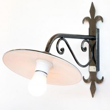 Exteriérové nástenné svietidlo Flatter