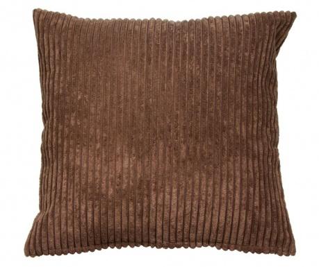 Διακοσμητικό μαξιλάρι Corduroy Brown 45x45 cm