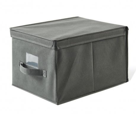 Κουτί με καπάκι για αποθήκευση Misha Grey