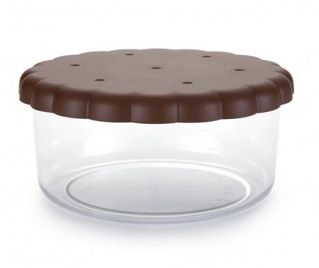 Round Sweet Keksztároló fedővel