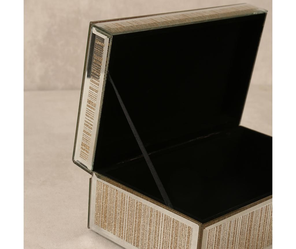 Kutija s poklopcem Glitter