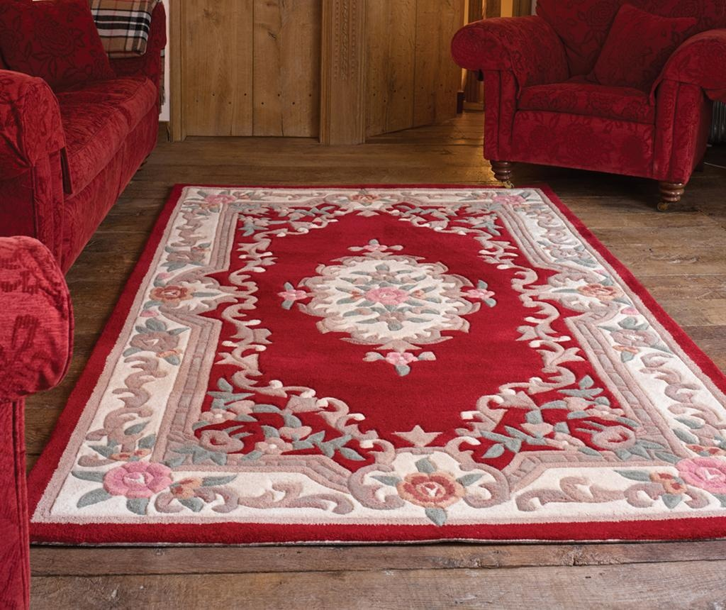 Covor Aubusson Red 150x240 cm