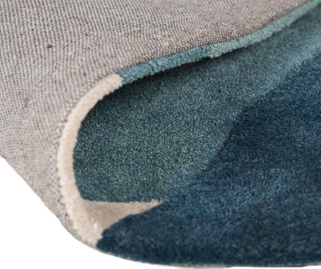 Tepih Splinter Teal 160x220 cm