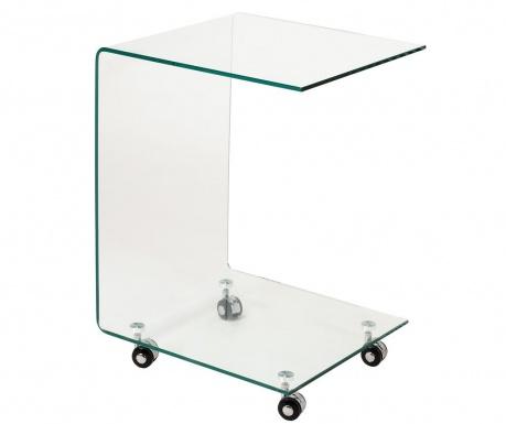 Stolík Clear Mobile