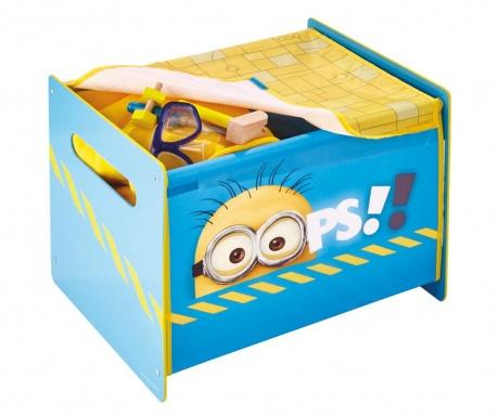 Minions Fedeles játéktároló doboz