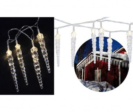 Icicles Chain Kültéri fényfüzér
