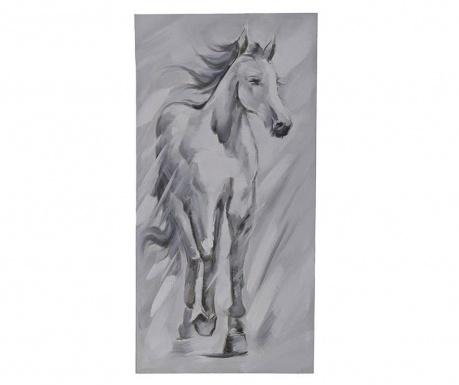Horse Festmény 50x100 cm