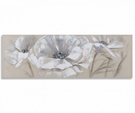 Obraz Grey Rose 50x150 cm