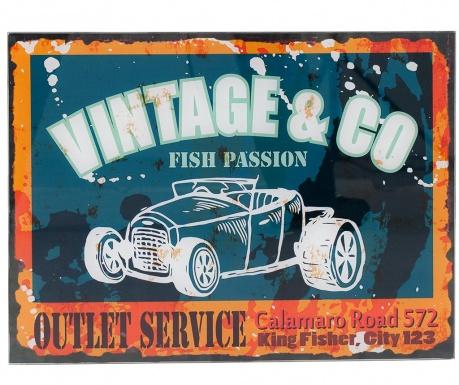 Nástěnná dekorace Vintage and Co