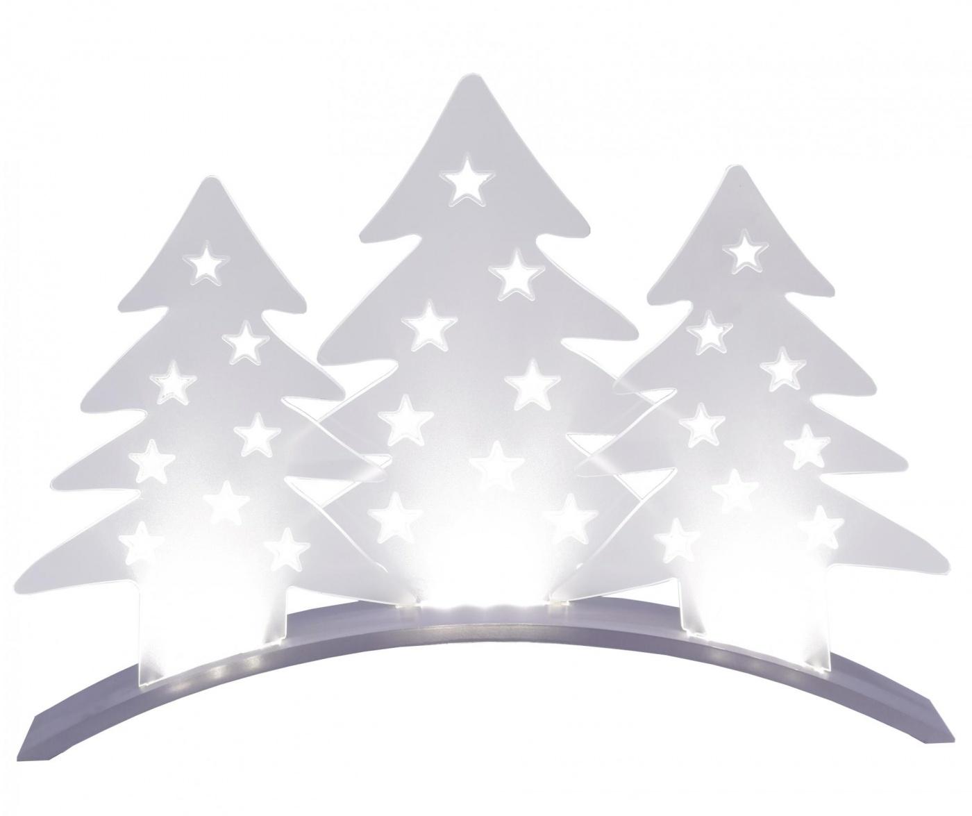 Světelná dekorace Tree Stars