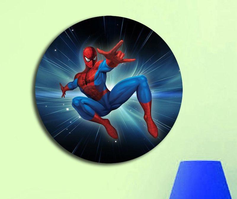 Decoratiune de perete Spiderman
