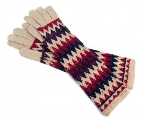Winter Stripes Kesztyű