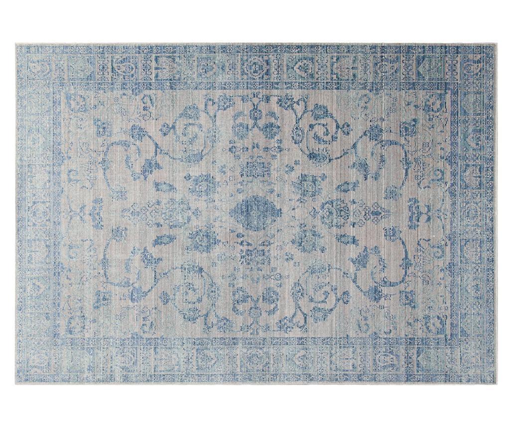 Koberec Bright Grey Blue 80x150 cm