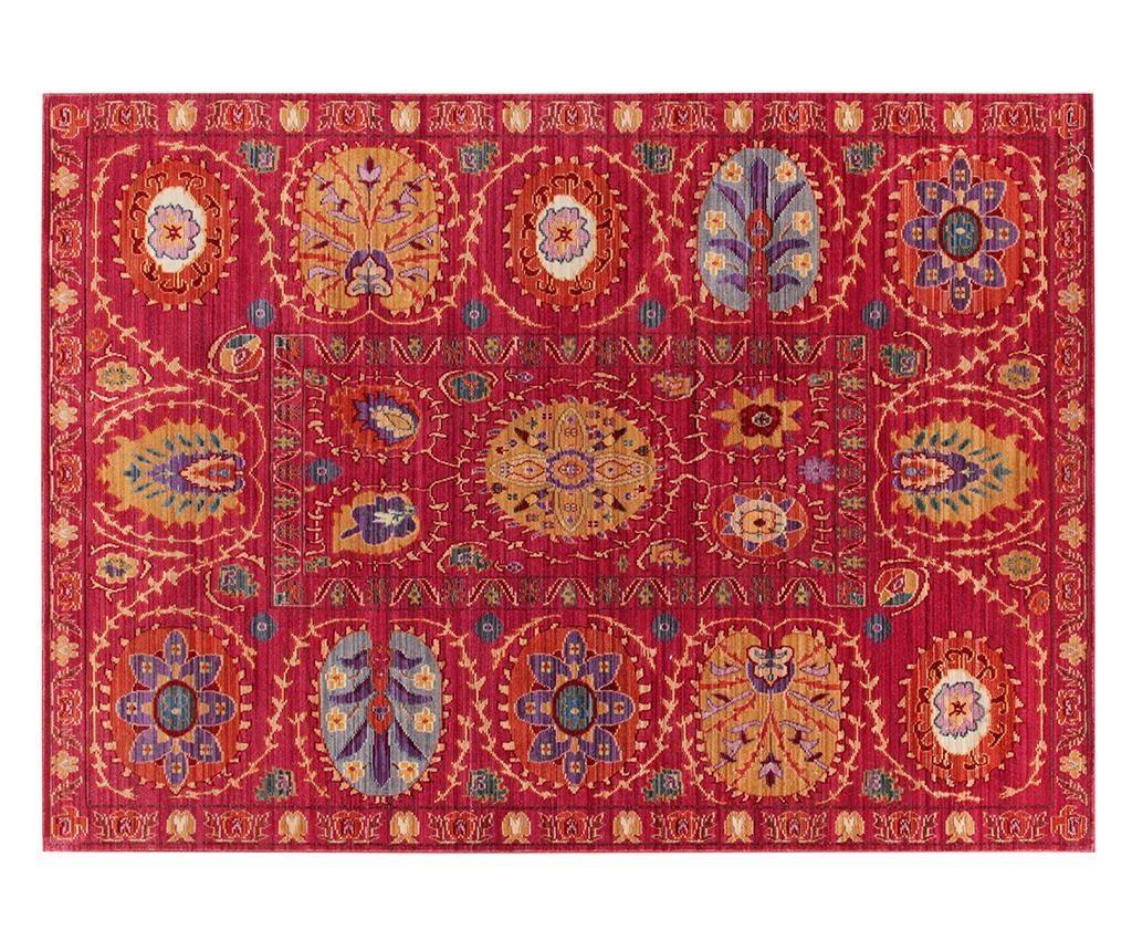 Tepih Bright Red Fucsia 80x150 cm