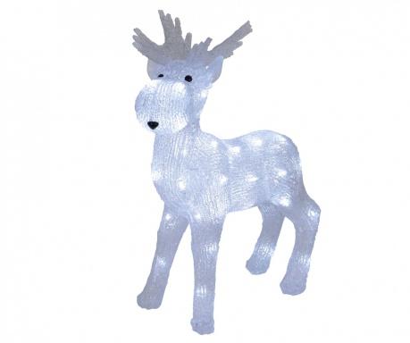 Светеща декорация за екстериор Crystal Reindeer