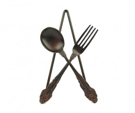 Stojak na książkę kucharską Spoon with Fork