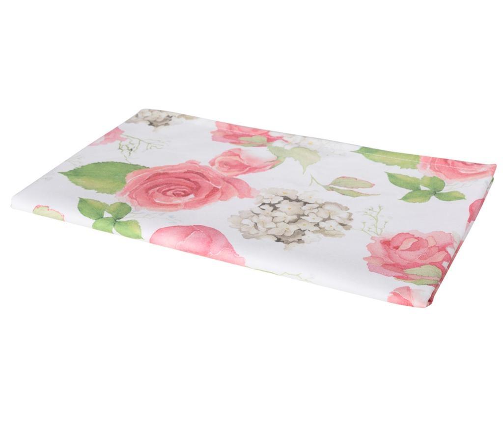 Stredový obrus Flowery Pink 40x140 cm